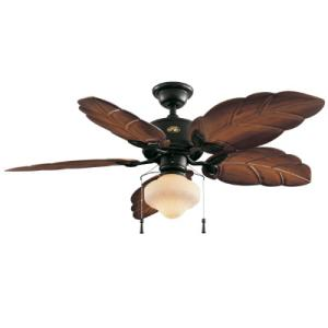 Hampton Bay 52 In. Natural Iron Ceiling Indoor/Outdoor Ceiling